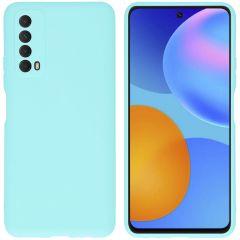 iMoshion Cover Color Huawei P Smart (2021) - Verde menta