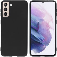 iMoshion Cover Color Samsung Galaxy S21 Plus - Nero
