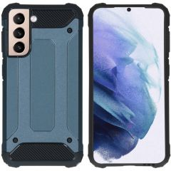 iMoshion Cover Robusta Xtreme Samsung Galaxy S21 - Blu scuro