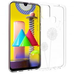 iMoshion Cover Design Samsung Galaxy M31 - Dandelion