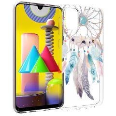 iMoshion Cover Design Samsung Galaxy M31 - Dreamcatcher
