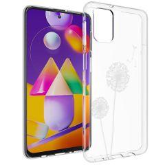 iMoshion Cover Design Samsung Galaxy M31s - Dandelion