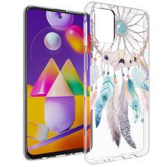 iMoshion Cover Design Samsung Galaxy M31s - Dreamcatcher