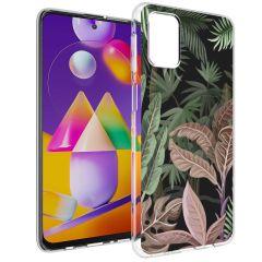 iMoshion Cover Design Samsung Galaxy M31s - Dark Jungle