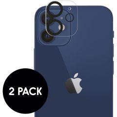 iMoshion Protezione fotocamera in Vetro 2 Pezzi iPhone 12