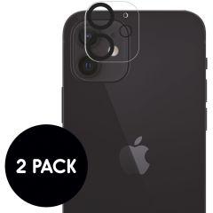 iMoshion Protezione fotocamera in Vetro 2 Pezzi iPhone 12 Mini