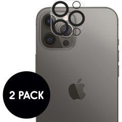 iMoshion Protezione fotocamera in Vetro 2 Pezzi iPhone 12 Pro Max