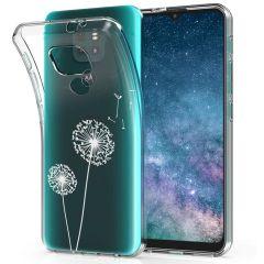 iMoshion Cover Design Motorola Moto E7 Plus / G9 Play - Dandelion
