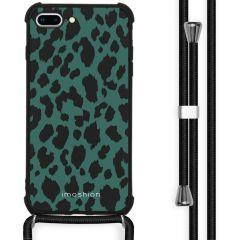 iMoshion Cover Design con Cordino iPhone 8 Plus / 7 Plus - Panther Illustration