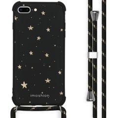 iMoshion Cover Design con Cordino iPhone 8 Plus / 7 Plus - Stars Gold