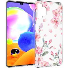 iMoshion Cover Design Samsung Galaxy A32 (5G) - Blossom Watercolor