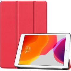 iMoshion Custodia Trifold iPad 10.2 (2019 / 2020 / 2021) - Rosso