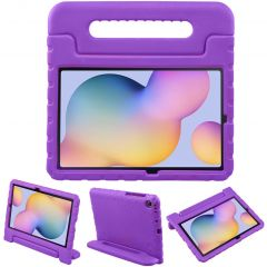 iMoshion Cover Antishoc Speciale Bambini con Manico Samsung Galaxy Tab S6 Lite - Viola