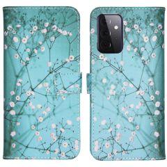 iMoshion Design Custodia a Libro Morbida Samsung Galaxy A72 - Blossom