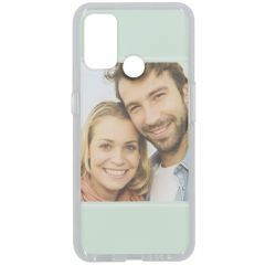 Cover Flessibile Personalizzate Oppo A53 / A53s - Trasparente