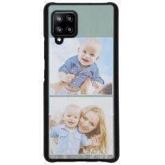 Cover Rigida Personalizzate Samsung Galaxy A42 - Nero