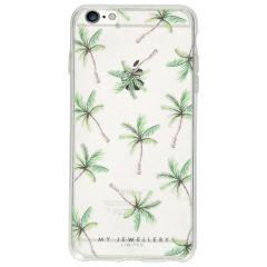 My Jewellery Cover Design iPhone 6(s) Plus - Palmtrees Illustration