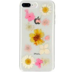 My Jewellery Cover Rigida Design iPhone 8 Plus / 7 Plus - Dried Flower