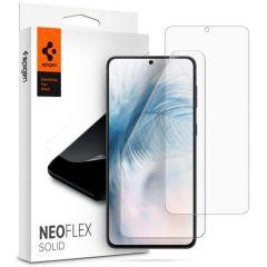 Spigen Neo Flex Solid HD Pellicola Protettiva 2 Pezzi Samsung Galaxy S21