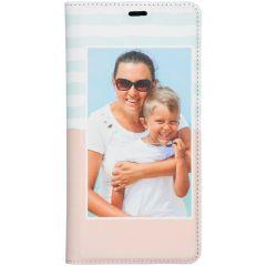 Custodia Portafoglio Personalizzate Samsung Galaxy A42 - Bianco