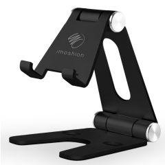 iMoshion Supporto da scrivania in alluminio per smartphone / tablet - Nero