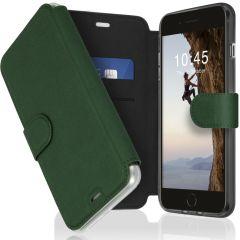 Accezz Xtreme Custodia Portafoglio iPhone 8 Plus / 7 Plus - Verde scuro