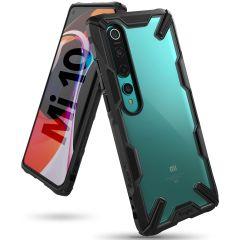 Ringke Fusion X Cover Xiaomi Mi 10 (Pro) - Nero