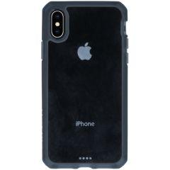 Itskins Hybrid MKII Cover iPhone Xs / X - Nero / Trasparente