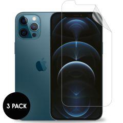 iMoshion Pellicola Protettiva Trasparente 3 Pezzi iPhone 12 Pro Max
