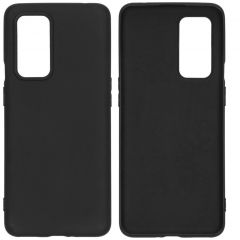 iMoshion Cover Color OnePlus 9 Pro - Nero