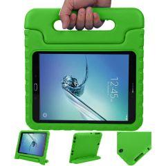 iMoshion Cover Antishoc Speciale Bambini con Manico Samsung Galaxy Tab S2 9.7 - Verde