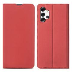 iMoshion Custodia a Libro Slim Samsung Galaxy A32 (5G) - Rosso
