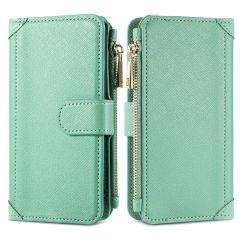 iMoshion Portafoglio de Luxe Samsung Galaxy A12 - Verde