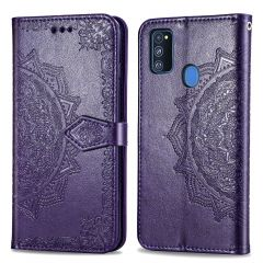 iMoshion Custodia Portafoglio Mandala Samsung Galaxy M30s / M21 - Viola