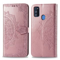 iMoshion Custodia Portafoglio Mandala Samsung Galaxy M30s / M21 - Rosa