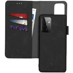 iMoshion Custodia rimovibile 2-in-1 de Luxe Samsung Galaxy A72 - Nero