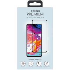 Selencia Pellicola Protettiva Premium in Vetro Temperato Samsung Galaxy A71 / Note 10 Lite