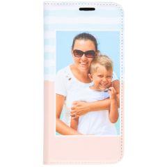 Custodia Portafoglio Personalizzate Samsung Galaxy S21 Ultra - Bianco