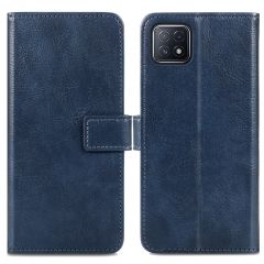iMoshion Custodia Portafoglio de Luxe Oppo A73 (5G) - Blu scuro