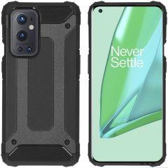 iMoshion Cover Robusta Xtreme OnePlus 9 Pro - Nero