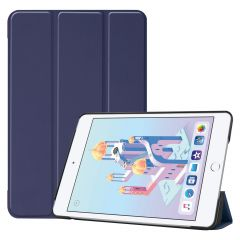 iMoshion Custodia Trifold iPad mini (2019) / iPad Mini 4 - Blu scuro