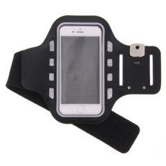 Fascia da braccio sportiva per Samsung Galaxy A22 (5G) - Nera