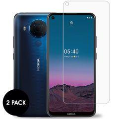 iMoshion Pellicola Protettiva in Vetro Temperato 2 Pezzi Nokia 5.4