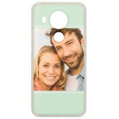 Cover Flessibile Personalizzate Nokia 5.4 - Trasparente