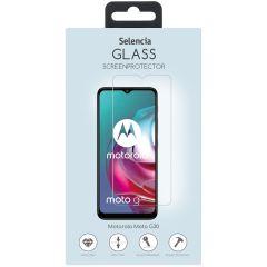 Selencia Pellicola Protettiva in Vetro Temperato Motorola Moto G30 / G20 / G10 (Power) / E7i Power