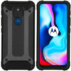 iMoshion Cover Robusta Xtreme Motorola Moto E7 Plus / G9 Play - Nero