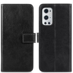 iMoshion Custodia Portafoglio de Luxe OnePlus 9 Pro - Nero