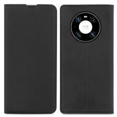 iMoshion Custodia a Libro Slim Huawei Mate 40 Pro - Nero