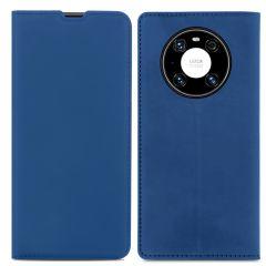 iMoshion Custodia a Libro Slim Huawei Mate 40 Pro - Blu scuro