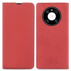 iMoshion Custodia a Libro Slim Huawei Mate 40 Pro - Rosso